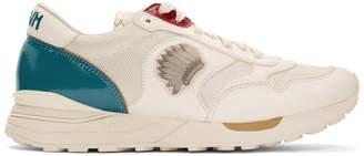 Visvim Off-White Roland Jogger Sneakers
