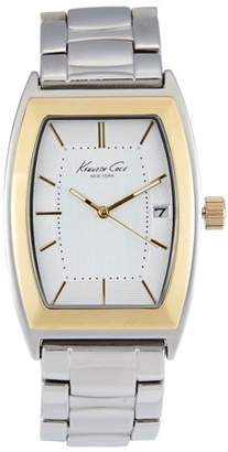 Kenneth Cole New York Kenneth Cole Two-Tone Mens Watch 10019427