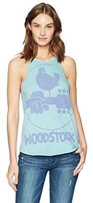 Lucky Brand Women's Woodstock Graphic Tank TOP