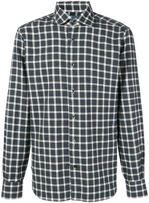 Barba plaid shirt