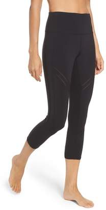 Alo High Rise Cosmic Capri Leggings