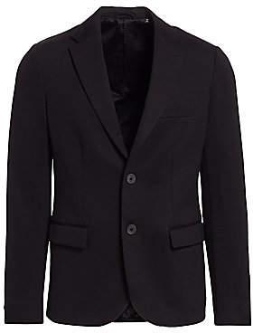 Emporio Armani Men's Double-Jersey Soft Jacket