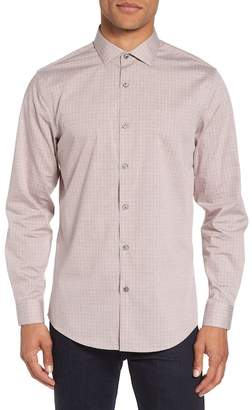 CALIBRATE Grid Sport Shirt