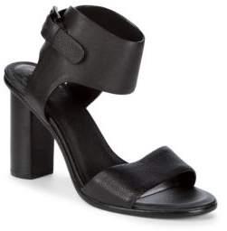 Joie Opal Buckle Cuff Heels