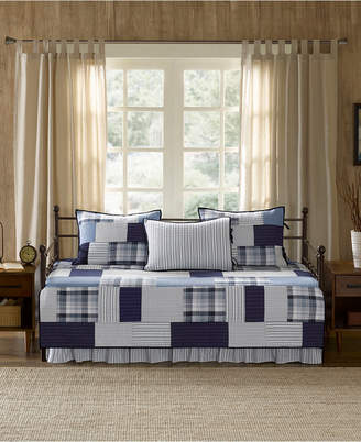 Woolrich Riverview 5-Pc. Reversible Daybed Bedding Set Bedding