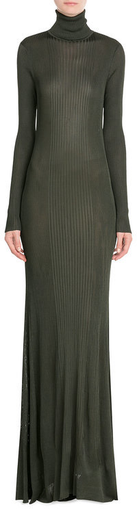Emilio Pucci Emilio Pucci Floor Length Knitted Dress