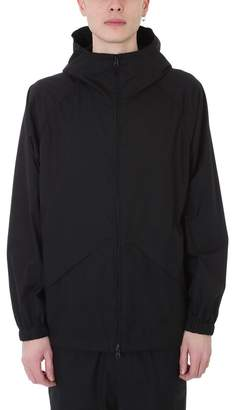 Mauro Grifoni Black Technical Fabric Jacket