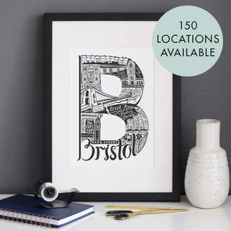 Lucy Loves This Bristol Print Graduation Gift