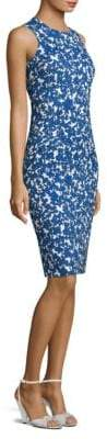 Michael Kors Sleeveless Floral Dress