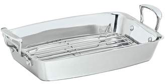 Scanpan Stainless Steel Roasting Pan with Rack