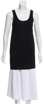Tom Ford Sleeveless Scoop Neck Top