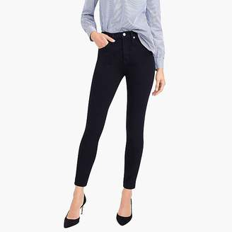 """10"""" Highest-Rise Toothpick Jean In Blue Black"""