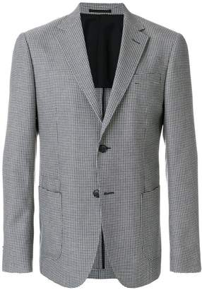 Z Zegna single breasted blazer