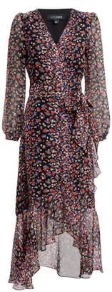 Intermix Sybil Floral Dress