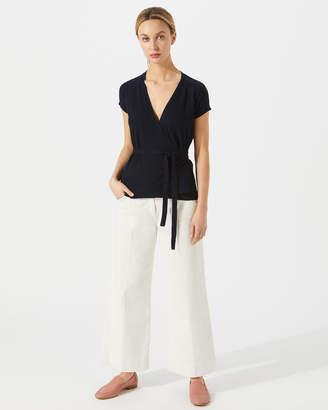 Jigsaw Cotton Cashmere Wrap