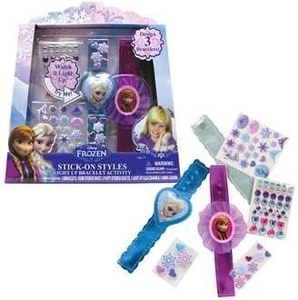 Disney Disney's Frozen Stick On Styles Light-Up Bracelet Activity Kit