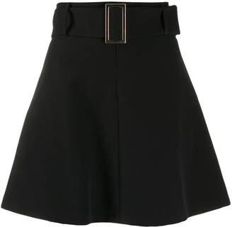 Liu Jo belted short skirt