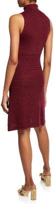 Julie Brown Maxie Turtleneck Sweater Dress