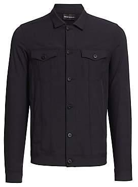 Emporio Armani Men's Stretch Jacket