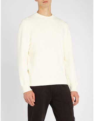 C.P. Company Basic crew-neck sweatshirt with logo
