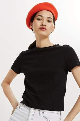 Topshop Tall £6 Crop T-Shirt