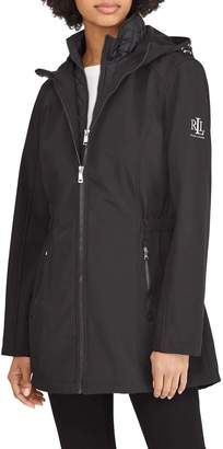 Lauren Ralph Lauren Hooded Shell Jacket