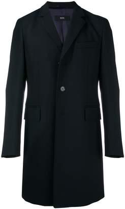 HUGO BOSS formal single-breasted coat