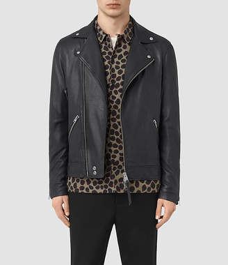 AllSaints Odell Leather Biker Jacket