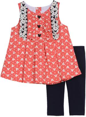 Pippa & Julie x Disney(R) Minnie Mouse(R) Tank & Leggings Set