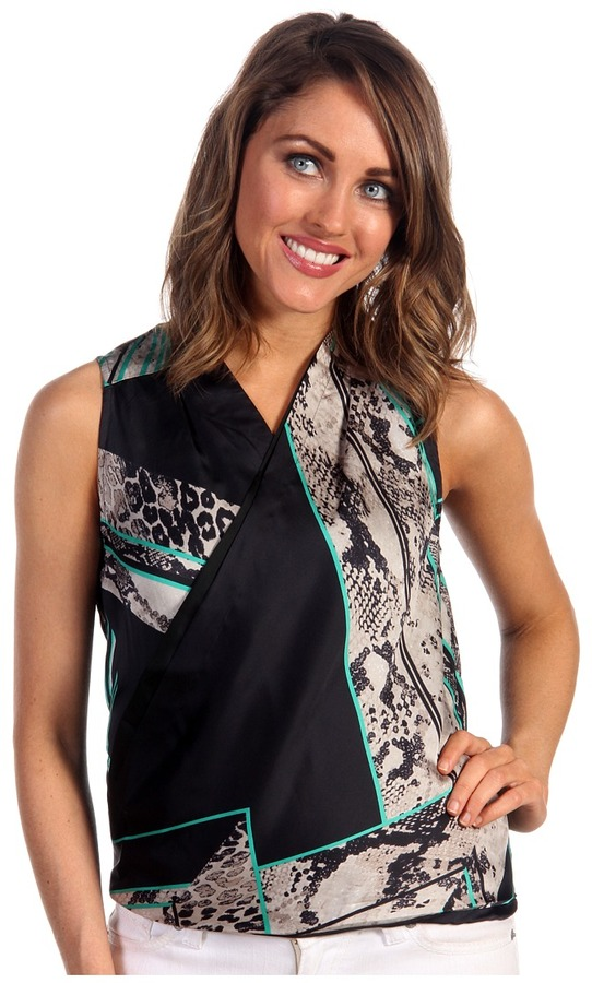 Kenneth Cole New York - Witherbee Top (Cabana Combo) - Apparel