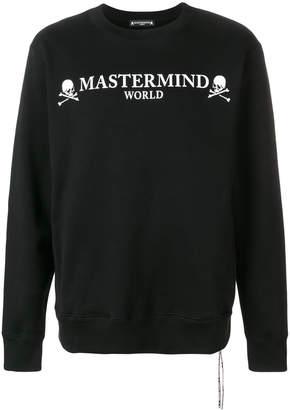 Mastermind Japan logo patch sweatshirt