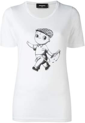DSQUARED2 school boy T-shirt