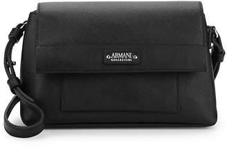 Armani Collezioni Women's Mini Leather Shoulder Bag