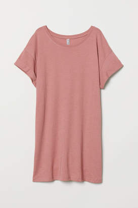 H&M Long T-shirt - Pink