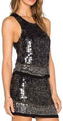 MLV Jack Sequin Top