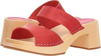 Swedish Hasbeens Women's Maria Heeled Sandal