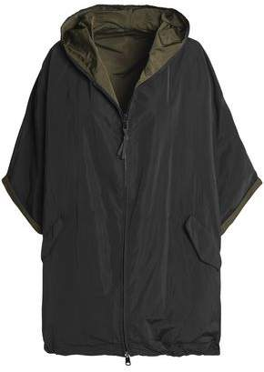 Brunello Cucinelli Reversible Shell Hooded Jacket