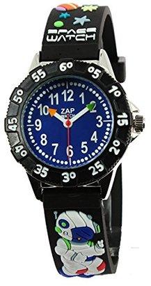 Baby Watch (ベビー ウォッチ) - ベビーウォッチ babywatch ザップ 宇宙 クオーツ 腕時計 ZAP004 ブルー/ブラック