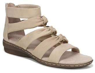 Naturalizer Soul Bohemia Gladiator Wedge Sandal