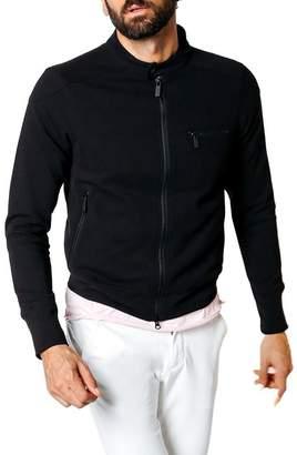 Good Man Brand Tech Twill Trim Fit Moto Jacket