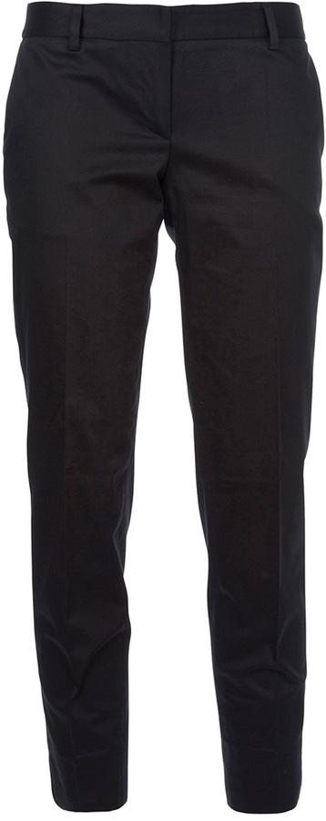 Fabrizio Lenzi straight leg trouser