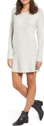 RVCA De La Strap Detail Sweater Dress