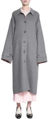 Dusan Cashmere-blend Coat