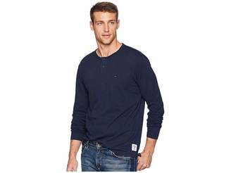 Tommy Jeans Long Sleeve Henley