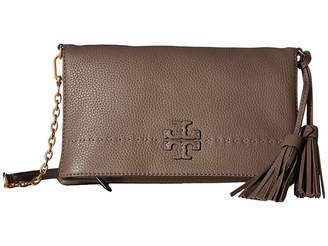 Tory Burch Mcgraw Chain Fold-Over Crossbody