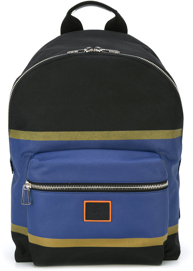 Paul SmithPs By Paul Smith zipped backpack