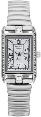 Gruen Precision By Precision by Women's Crystal Accent Expansion Watch