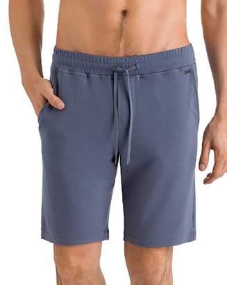 Hanro Living Relax Drawstring Shorts
