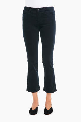 AG Jeans Super Black Jodi Crop