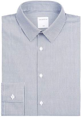 Sandro Micro Check Shirt